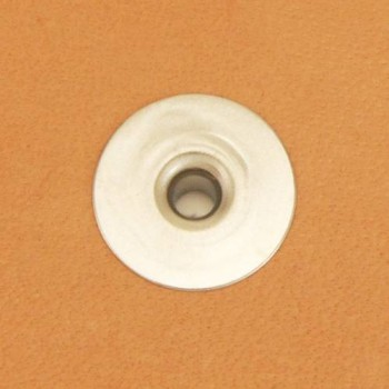 Flat part for Snap Fastener - Large
