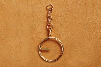 Keychain (Gold)