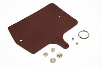 Smart Key Case Kit - LC Tooling Leather Standard