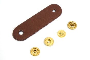 Leather Cord Holder Kit <Small> - LC Tooling Leather Standard