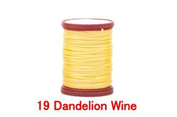 19 Dandelion Wine
