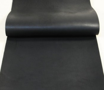 Leather cut in 60cm width, LC Tooling Leather Standard <Black>