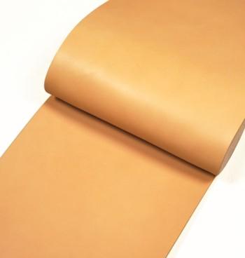Leather cut in 30cm width, Tochigi Aniline Leather Classic<Beige>