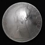 500 Lire Italiana Silver