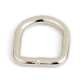 Dog Collar D-Ring 12 mm <N>