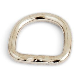 Dog Collar D-Ring 15 mm <N>