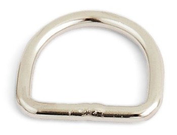 Dog Collar D-Ring 24 mm <N>