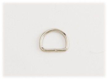 Dog Collar D-Ring 16 mm <N>