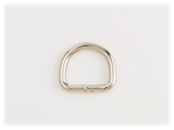 Dog Collar D-Ring 20 mm <N>
