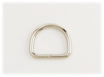 Dog Collar D-Ring 25 mm <N>