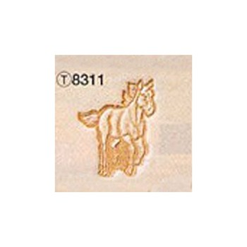 Pictorial Stamp(Running Horse)