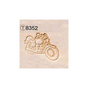Pictorial Stamp (Street Bike)