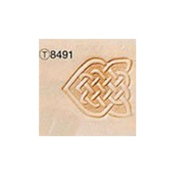 Pictorial Stamp (Knotted Arrow )