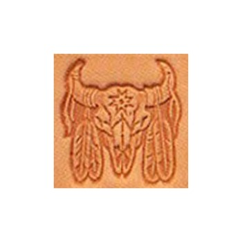 Pictorial Stamp(Indian Skull )