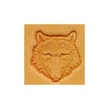 Pictorial Stamp(Wolf Head )