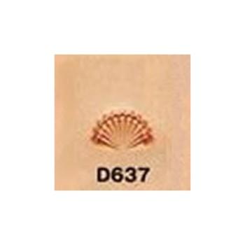 <Stamp>Border Stamp D637