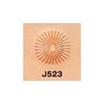 <Stamp>Flower Center J523