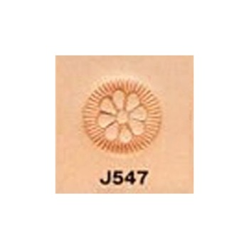 <Stamp>Flower Center J547