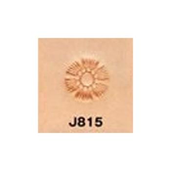 <Stamp>Flower Center J815