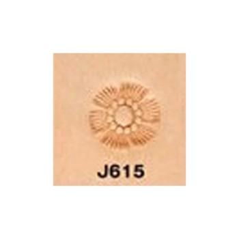 <Stamp>Flower Center J615