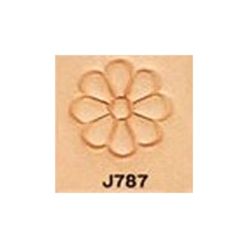 <Stamp>Flower Center J787