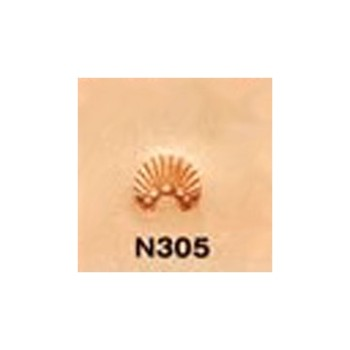 <Stamp>Sunburst N305