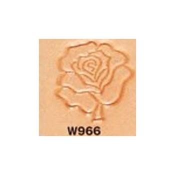 <Stamp>Flower W966