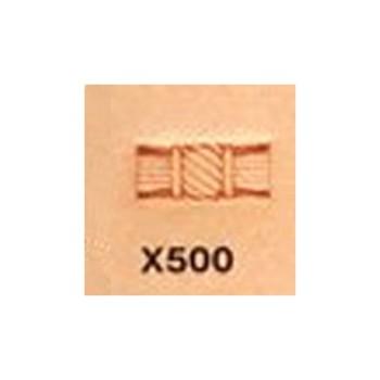 <Stamp>Basketweave X500