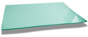 Cutting Mat Clear Vinyl Half
