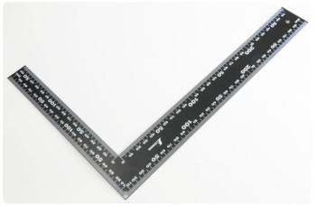 Centimeter Square Ruler