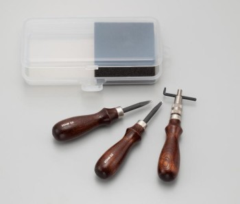 Edge tool & Stitching Groover Set