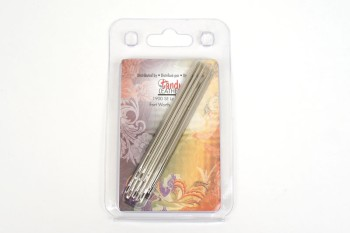 Round Point Sewing Needle - Thick (10 pcs)