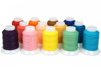 VINYMO Polyester Thread (Two Stage Wax) - #0
