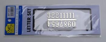 Clock Numbers Kit (BF-202) Arabic