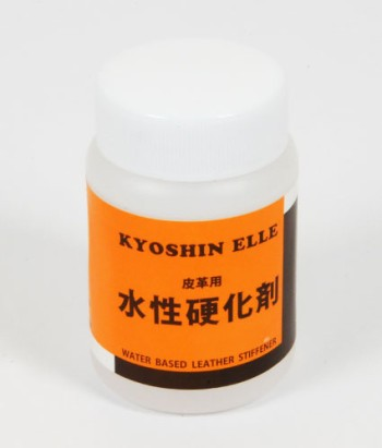 Water Based Leather Stiffener 100 ml