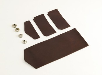 Box Coincase Kit - LC Leather Glazed Standard