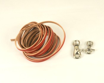 Wallet Rope Kit - Pigmented Leather (1 set)