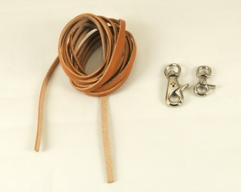 Wallet Rope Kit - Bridle Leather