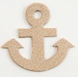 Hawaiian Charm <Backing> Anchor(5pcs)