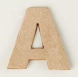 Alphabet Charm <Backing Charm>