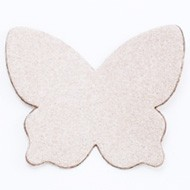 Grand Charm <Backing Charm> Butterfly(5pc)