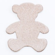 Grand Charm <Backing Charm> Teddy Bear