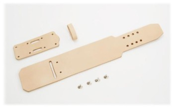 Wristband A2 Kit - Tooling Leather Himeji