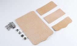 Key Case Kit - Tooling Leather Himeji