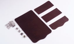 Key Case Kit - LC Tooling Leather Standard