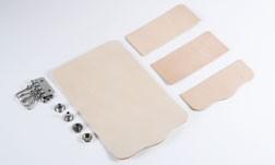 Key Case Kit - LC Leather Glazed Standard