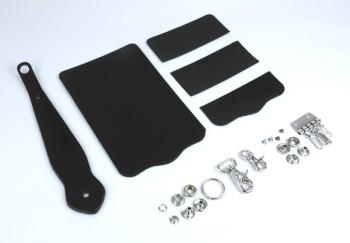 Key Case with Key Fob Kit - LC Leather Glazed Standard