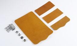Key Case Kit - Oiled Leather