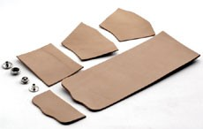 Coincase Kit - Tooling Leather Himeji (1 set)