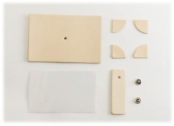 Leather photo frame - Mini Kit < LC Tooling Leather Standard > (1 set )